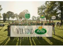 Presseinformation_Arla Foods zeigt moderne, nachhaltige Milchwirtschaft auf der Grünen Woche
