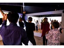 Aivot narikasta_Let´s dance