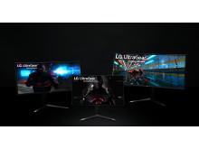 LG UltraGear Range