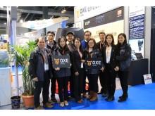Sime Darby Industrial Team at SeaWork Asia 2016