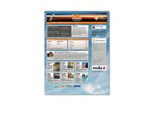 Lycksele Flygplats nya webb