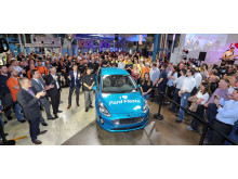 Ford Fiesta Produktionsstart
