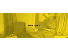 Gram[m]ofon = Samtal + podcast + spelning