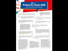 Praise for Team GNE