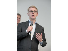 Kristoffer Tamsons (M), ordförande En Bättre Sits