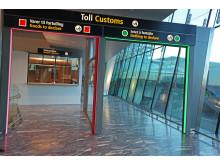 Domestic Transfer på nye Oslo lufthavn