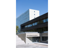Stockholms universitet studenthuset