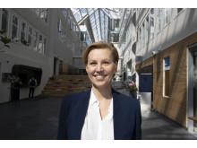 Helena Thybell, generalsekreterare Rädda Barnen