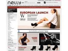 Nelly.com – nu tillgängligt i hela EU