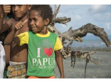 Brother ja Cool Earth -yhteistyötä Papua-Uudessa-Guineassa