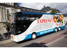 Pressbild - Strömma Buss - Expressen Headline Tours