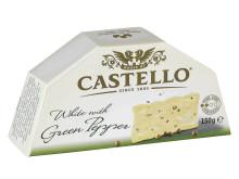 Castello White med grönpeppar