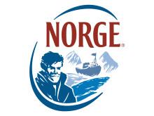 Ancienne marque d'origine pour les produits de la mer de Norvège