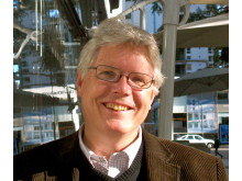 William (Bill) Brunson, professor i elektroakustisk komposition vid Kungl. Musikhögskolan (KMH)