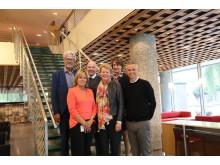 Juryen til Byggenæringens Innovasjonspris 2019