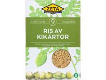 Zeta Ris av kikärtor produktbild
