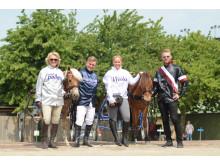 Deltagarna i Hästarnas Mästare 2019