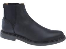 Sebago Turner Chelsea Waterproof Black Leather