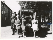 Blenda-bilene var populære