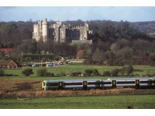 Southern service on the Arun Valley line