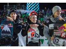 Kleveland vant også forrige helgs verdenscupåpning.