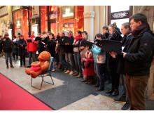 Bärenherz-Weihnachtsbasar 2017: Ein Resümee in Bildern