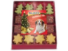 MultiFit Christmas Mix Hundekekse (32 Stück) – Preis: 2,49 €