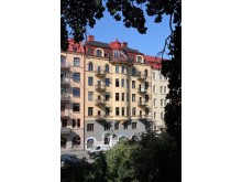Franska Skolan Göteborg, Molinsgatan 7, stående