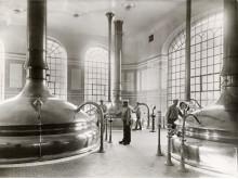 Bryggarsalen som den en gång var