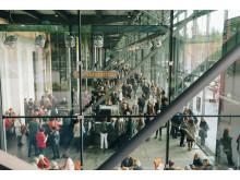 JackPott - Eine Reise zu den RuhrBühnen / Boarding in der Jahrhunderthalle Bochum