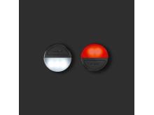Minilampa Eclipse, svart
