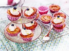 Muffins med blåbär