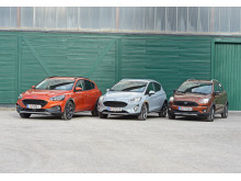 Ford Edge & Active-Produktfamilie