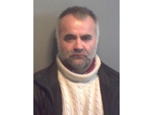 Cash in bag money launder jailed - Milos Dukic