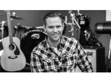 David Stenmarck är grundare av bl.a. Ladies Night och Epidemic Sound. David är även en erkänd låtskrivare och producent. Foto: Epidemic Sounds.