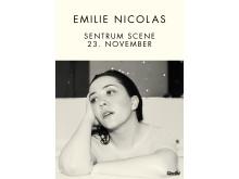 Emilie Nicolas / Sentrum Scene
