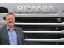 Anders Andreassen - Ny Scania-salgskonsulent på Sjælland