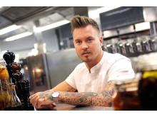 Ny köksmästare på restaurang Incontro