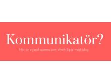 Topp 10 hetaste kompetenserna för kommunikatörer 2016