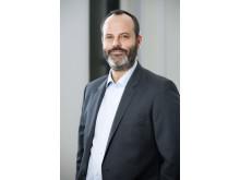Frederik Nilner, vice vd och försäljningsdirektör på Bosch Rexroth