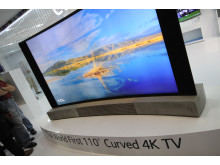 IFA-messen 2014 - store TV-er