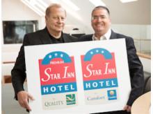 Choice Hotels and Star Inn Hotels