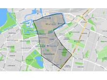 BMW Online Street Parking Information - Malmö