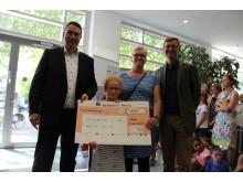 Preisträger Jeki-Sti Singprojekt: Kinder der St. Andreas Grundschule Neuss