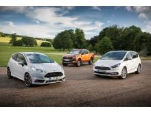 Az eddigi legjobb értékesítési eredmények Európában a nagy teljesítményű autók és az SUV-k kategóriájában; a Ford továbbra is Európa első számú haszongépjármű-márkája; Magyarország ismét a TOP 3-ban