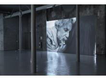 Installation view/Installationsbild Delta & Sediment Färgfabriken 2019