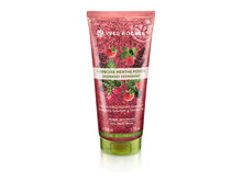 Raspberry Peppermint Energizing Exfoliating Shower Gel