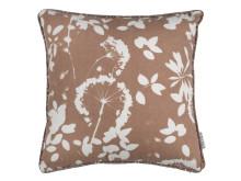Cushion NEJLIKA 40x40 flowers w_piping rose (99 DKK)