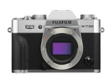 FUJIFILM X-T30 silver front