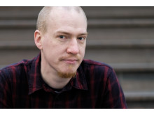Författarfoto, Patrik Hagman